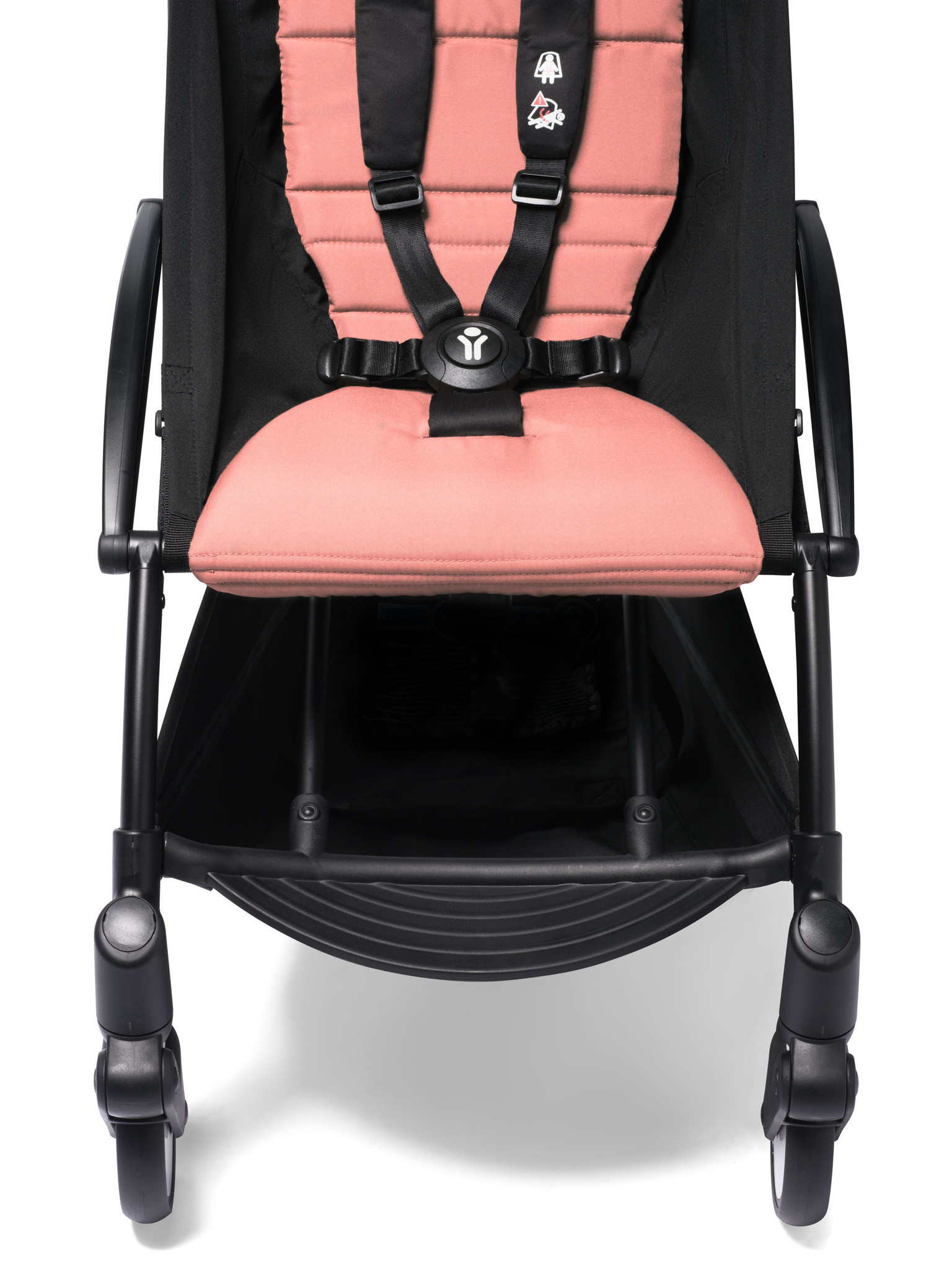 Babyzen Babyzen YOYO² buggy COMPLEET / FULL SET 0+ and 6+ ginger frame wit incl. YOYO² BeSafe autostoel zwart