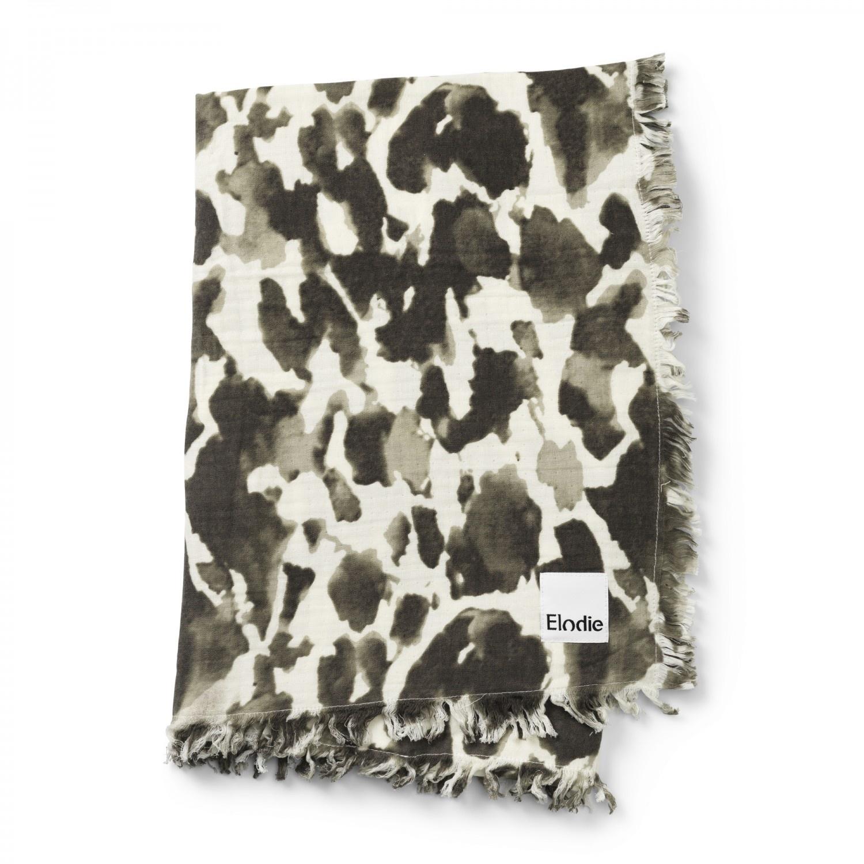 Elodie Details Elodie Decke aus weicher hydrophiler Baumwolle Wild Paris 75x100cm
