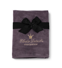 Elodie Details Elodie Details Pearl Velvet deken - Plum Love 2e KANSJE