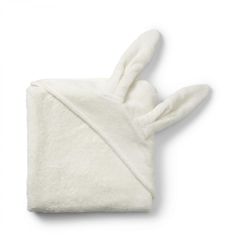 Elodie Details Elodie Badcape Vanilla White Bunny