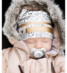 Elodie Details Elodie Details Winter Mutsje / Beanies Gilded Dots of Fauna 1-2 yr