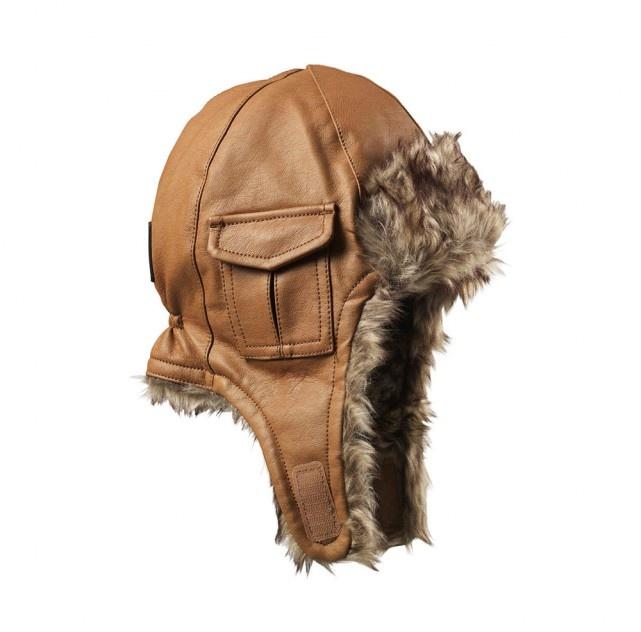 Elodie Details Elodie Details Caps Chestnut Leather 0-6m