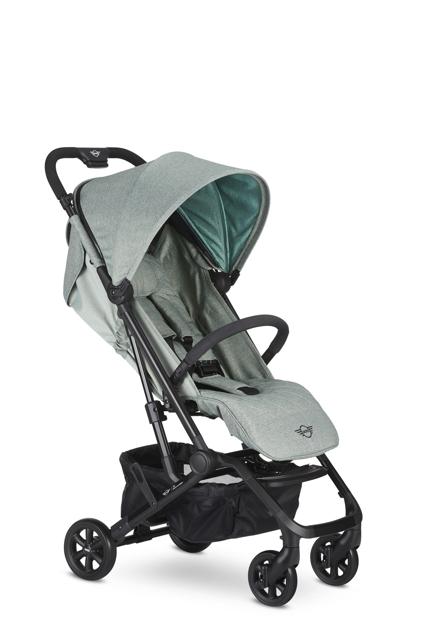 Easywalker MINI by Easywalker buggy XS Aspen Green Exclusive (2019 Model)