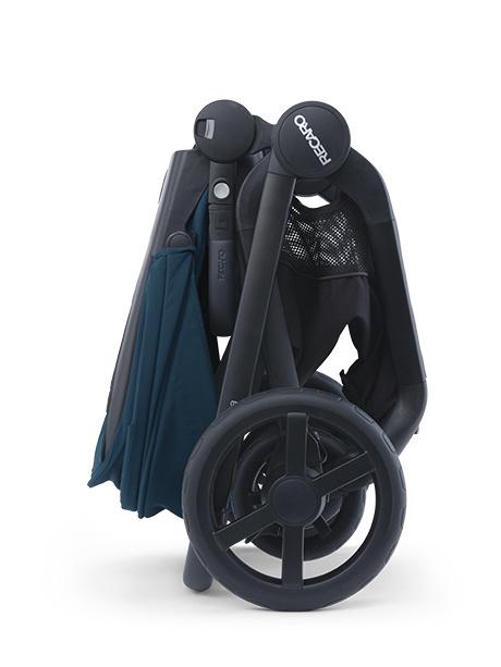 Recaro Recaro Sadena / Celona Kinderwagen - Zitting Prime Mat Black