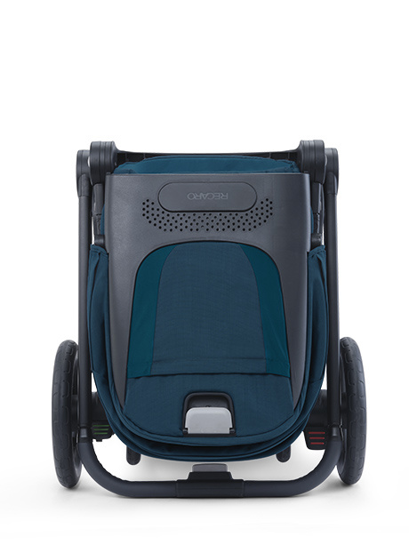 Recaro Recaro Celona Kinderwagen - Frame Black