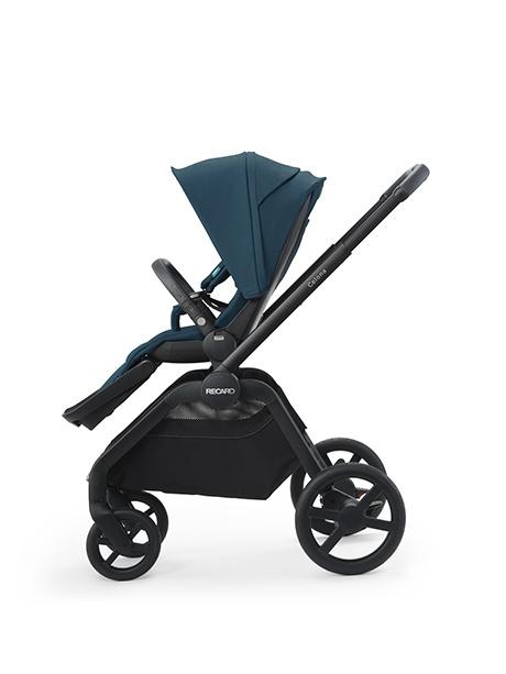 Recaro Recaro Celona Kinderwagen - Frame Aluminium Grey