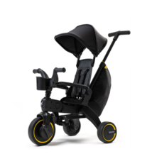 Doona Liki trike - Special Edition Just Black