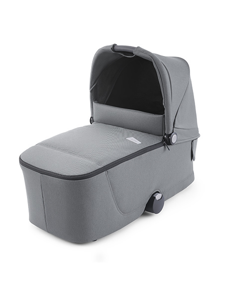 Recaro Recaro Sadena / Celona KInderwagen - Carrycot Reiswieg Prime Silent Grey