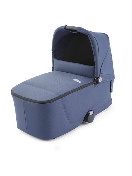 Recaro Sadena / Celona KInderwagen - Carrycot Reiswieg Prime Sky Blue