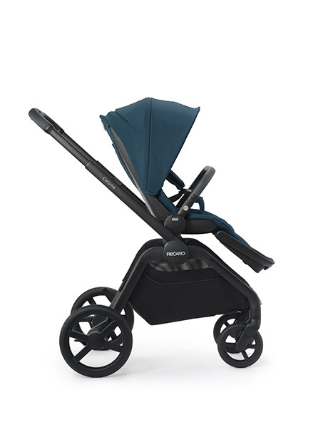Recaro Recaro Sadena / Celona KInderwagen - Carrycot Reiswieg Prime Sky Blue