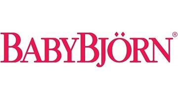BABYBJÖRN BABYBJÖRN Baby Slabbetje groot Pastelgeel