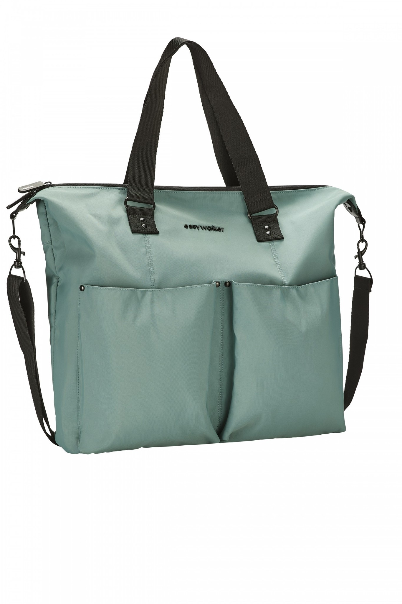 Easywalker Easywalker nursery bag / verzorgingstas Coral Green