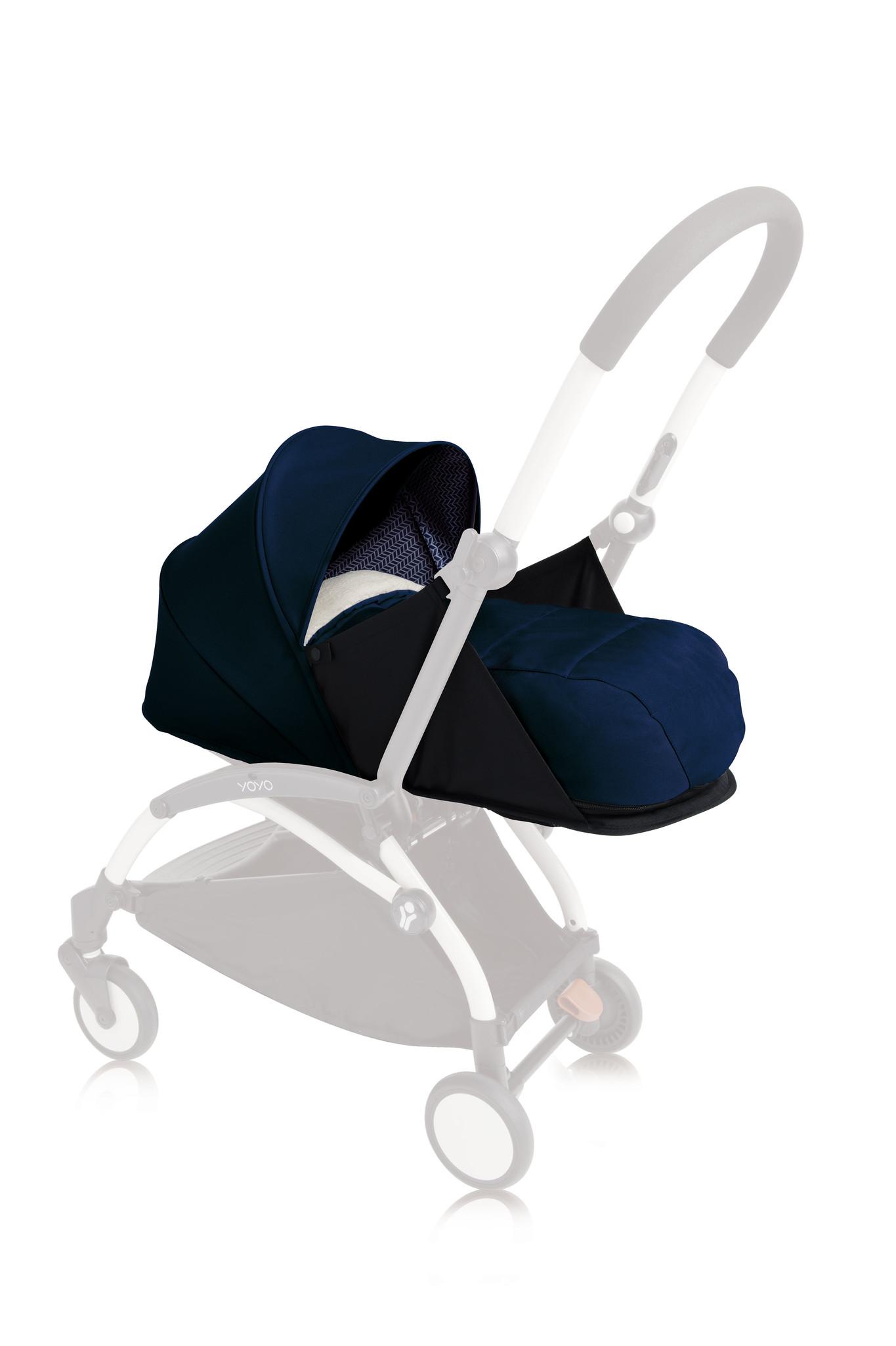Babyzen Yoyo 0+ Newborn Pack - Air France Blue 2020