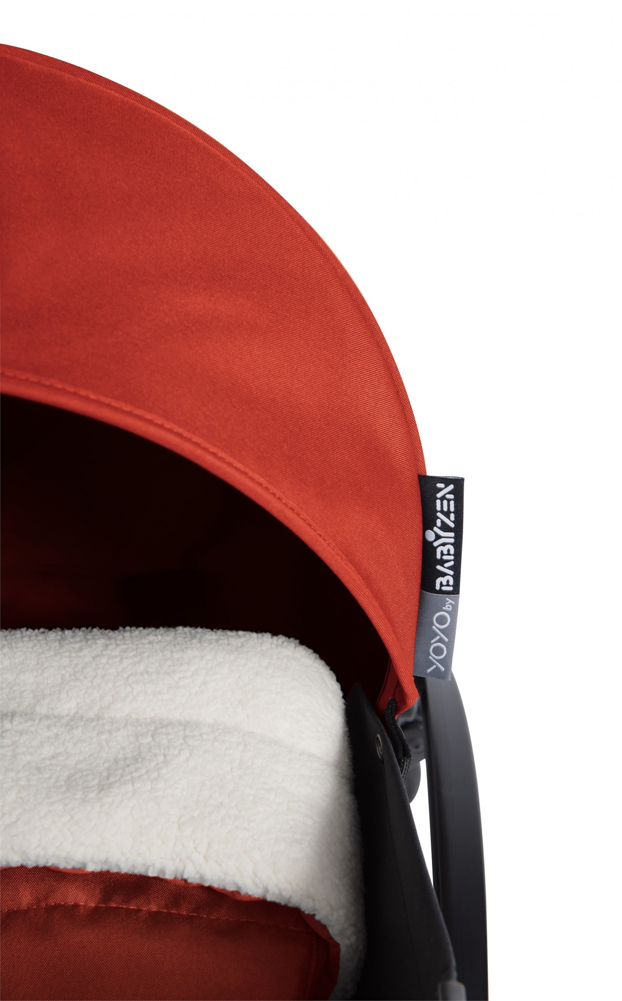 Babyzen Babyzen Yoyo 0+ Newborn Pack - Red 2020