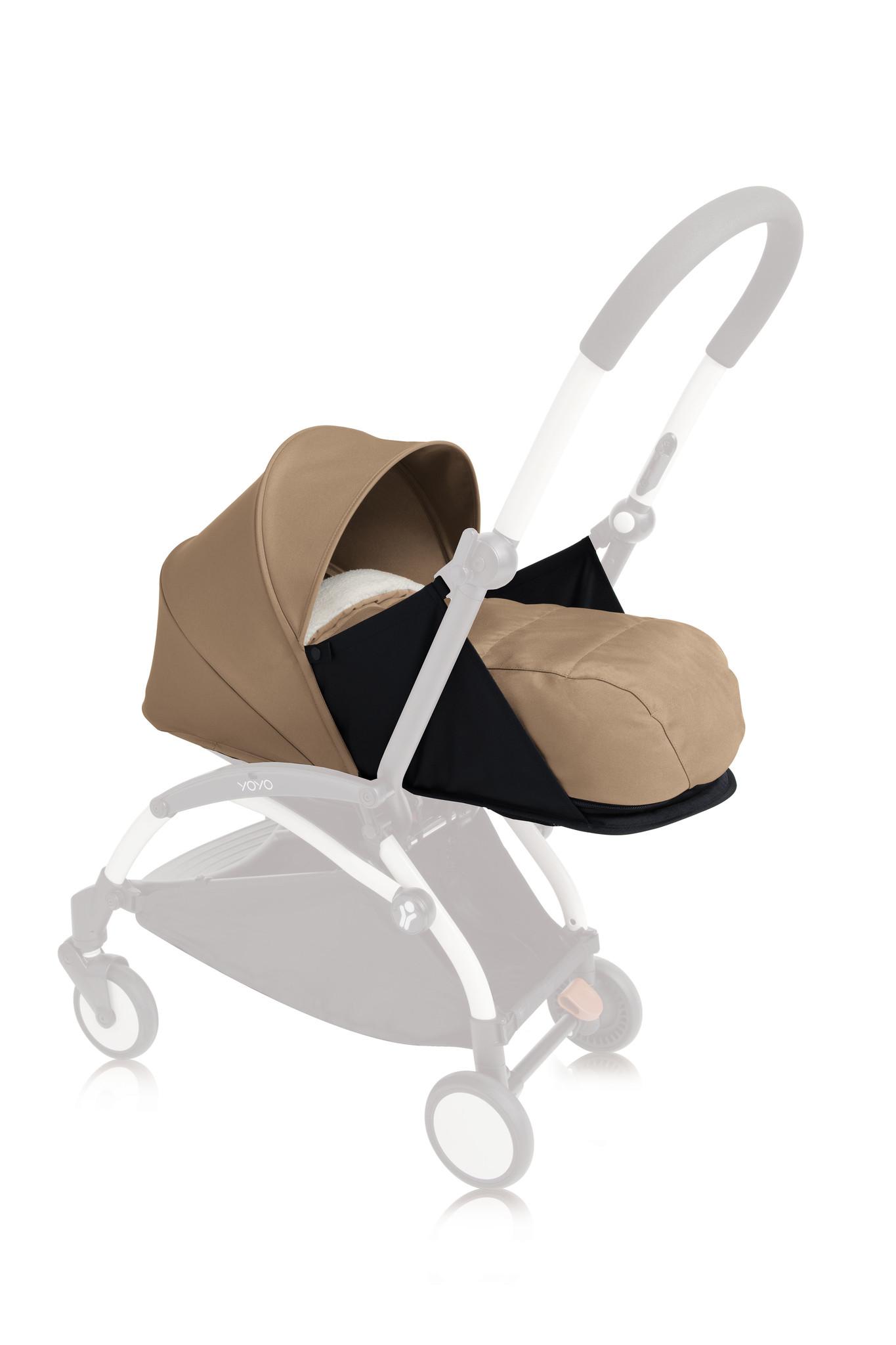 Babyzen Babyzen Yoyo 0+ Newborn Pack - Taupe 2020