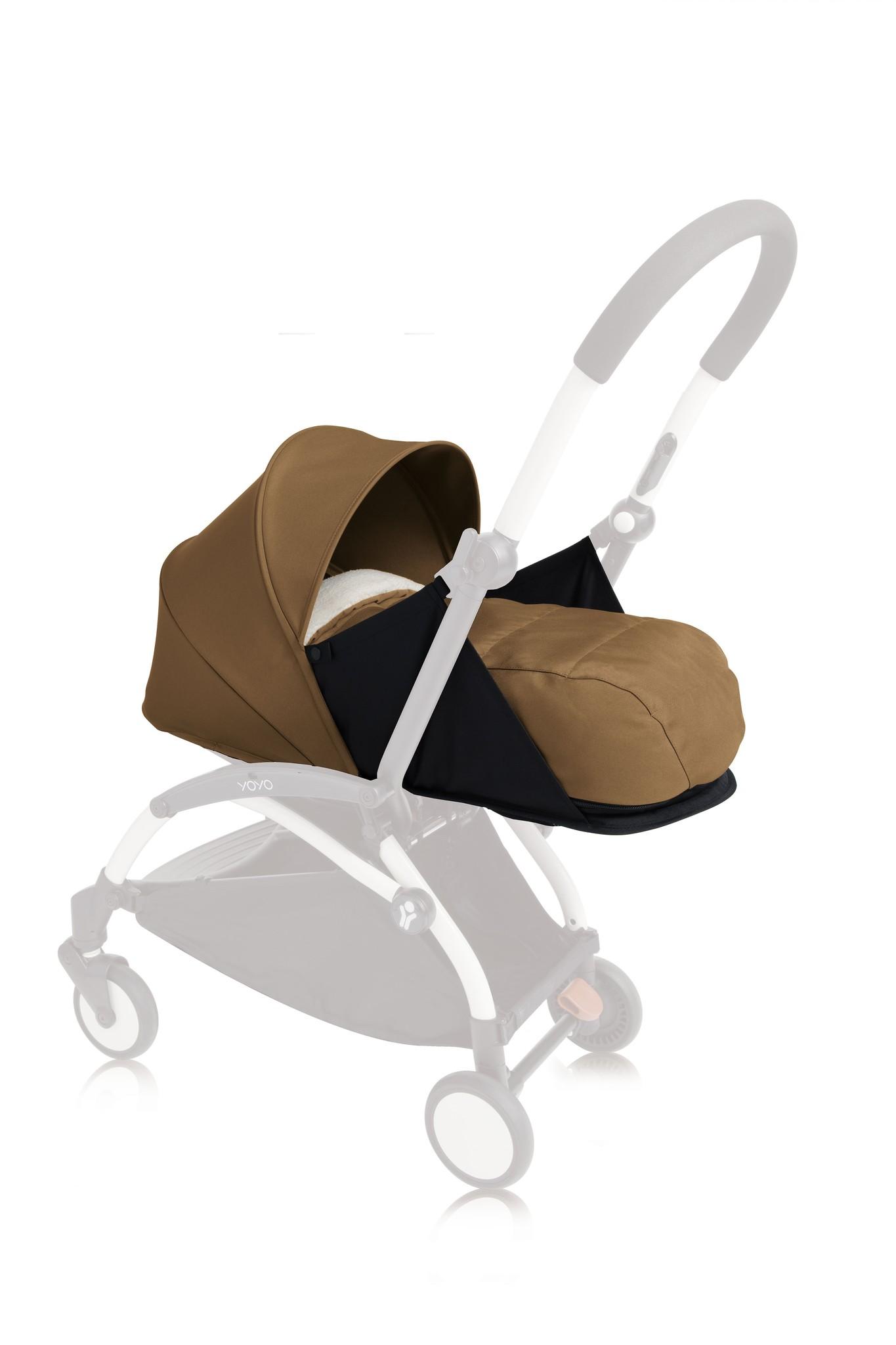 Babyzen Babyzen Yoyo 0+ Newborn Pack - Toffee 2020