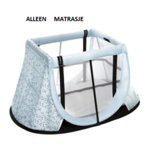 Aeromoov Extra matrasje voor AeroMoov Instant Travel Cot Blue Mountain