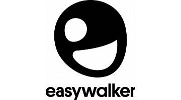 Easywalker Easywalker Miley Granite Grey nu met gratis stuurwiel!