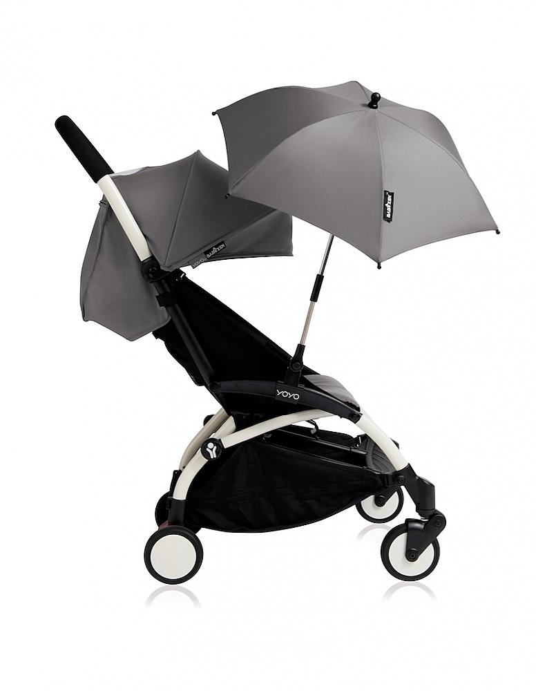 Babyzen Babyzen Sonnenschirm für YOYO + - Silbergrau