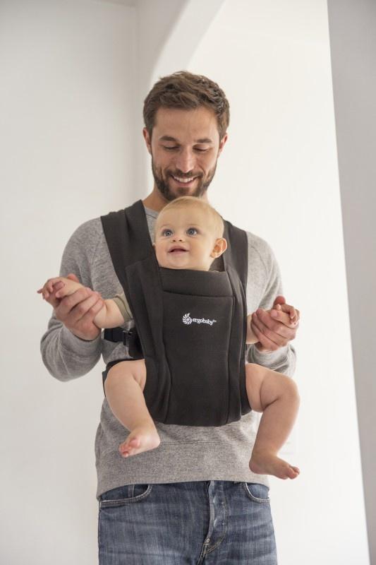 Ergobaby Ergobaby Babydraagzak Embrace Pure Black