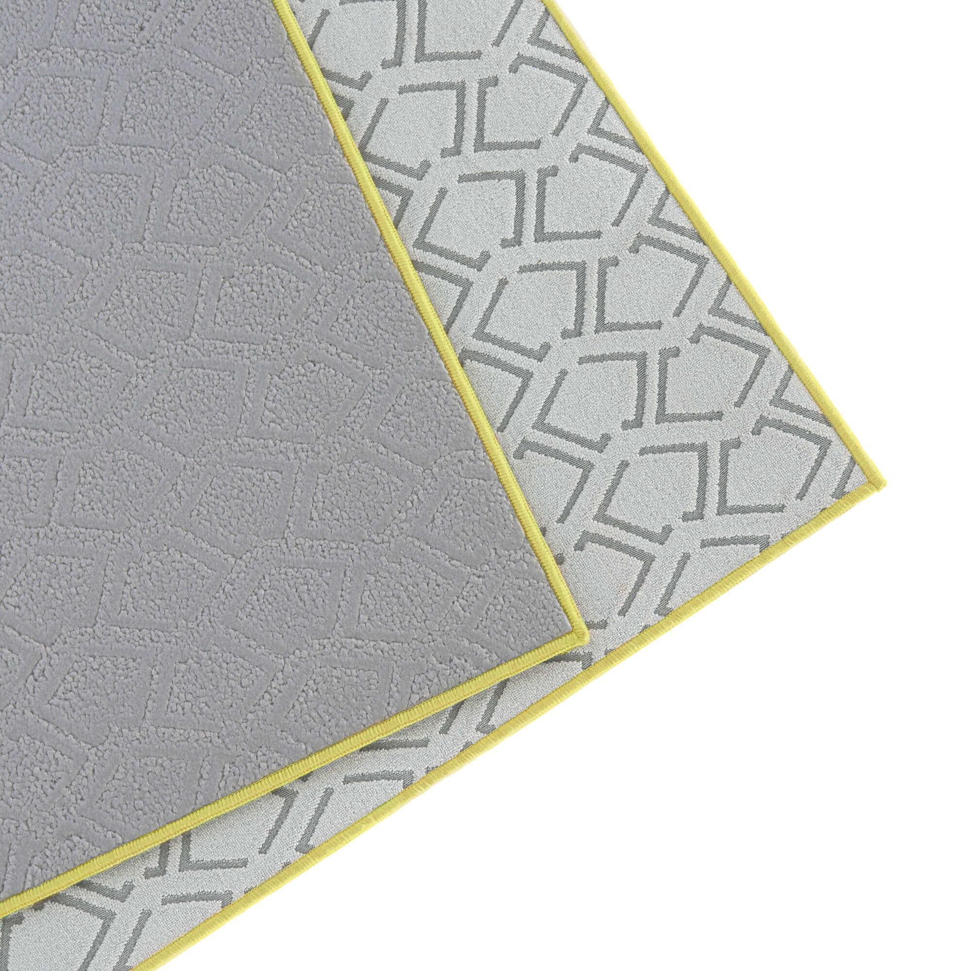 Lässig LÄSSIG YOGA mat grey 180 x 65