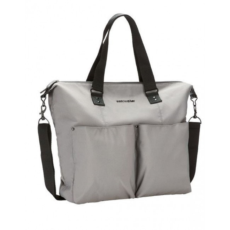 Easywalker Easywalker nursery bag / verzorgingstasMelange Grey