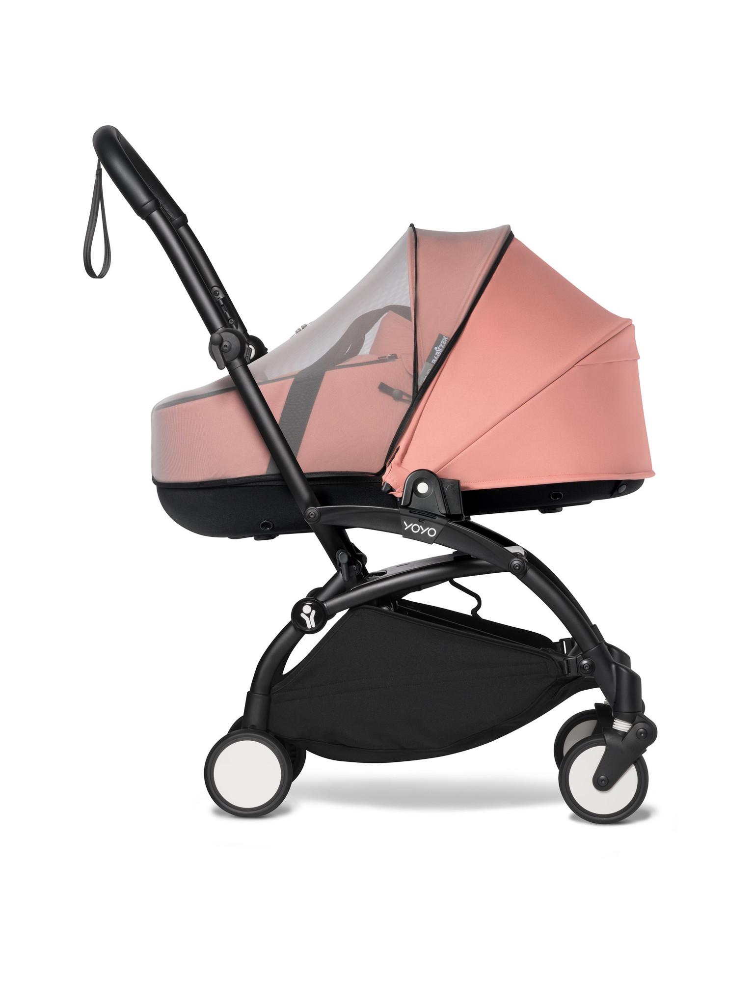 Babyzen Babyzen YOYO Moskitonetz speziell für Stubenwagen - Tragetasche