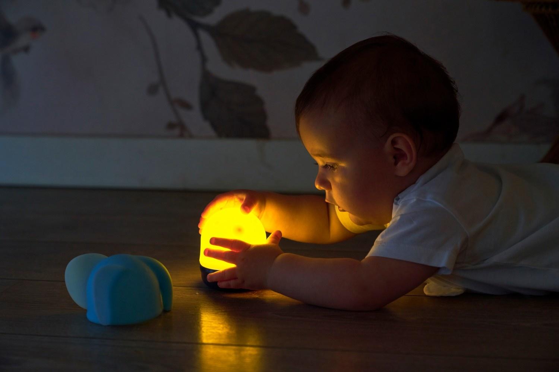 Yumi Yay Nachtlampe Otti & Finn