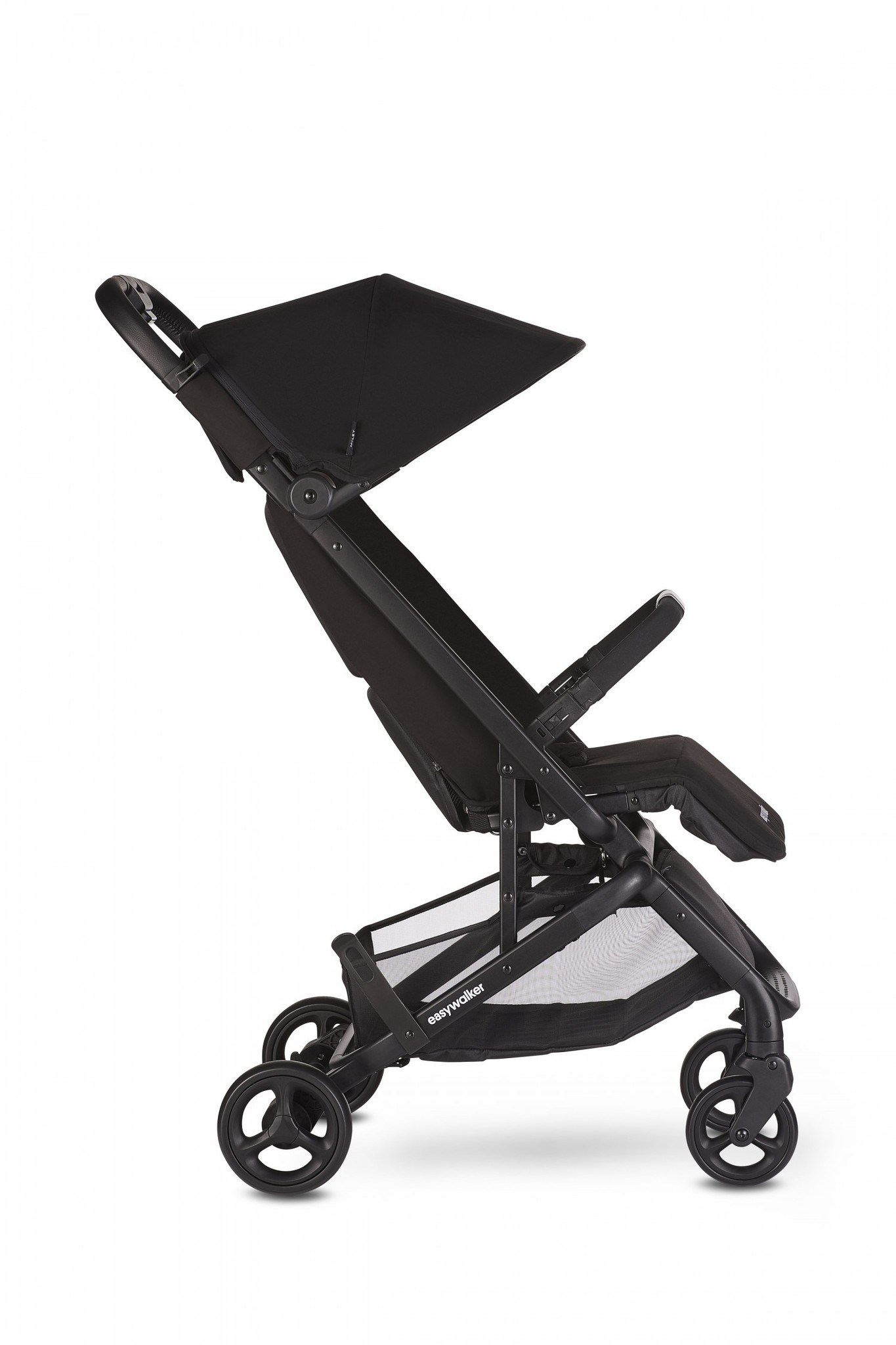 Easywalker Easywalker Miley Night Black met gratis stuurwiel!