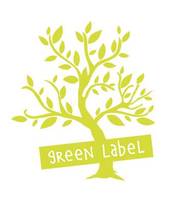 Lässig Lässig Wickeltasche Grünes Etikett Ausschnitt inkl. Wickelauflage - Choco Melange