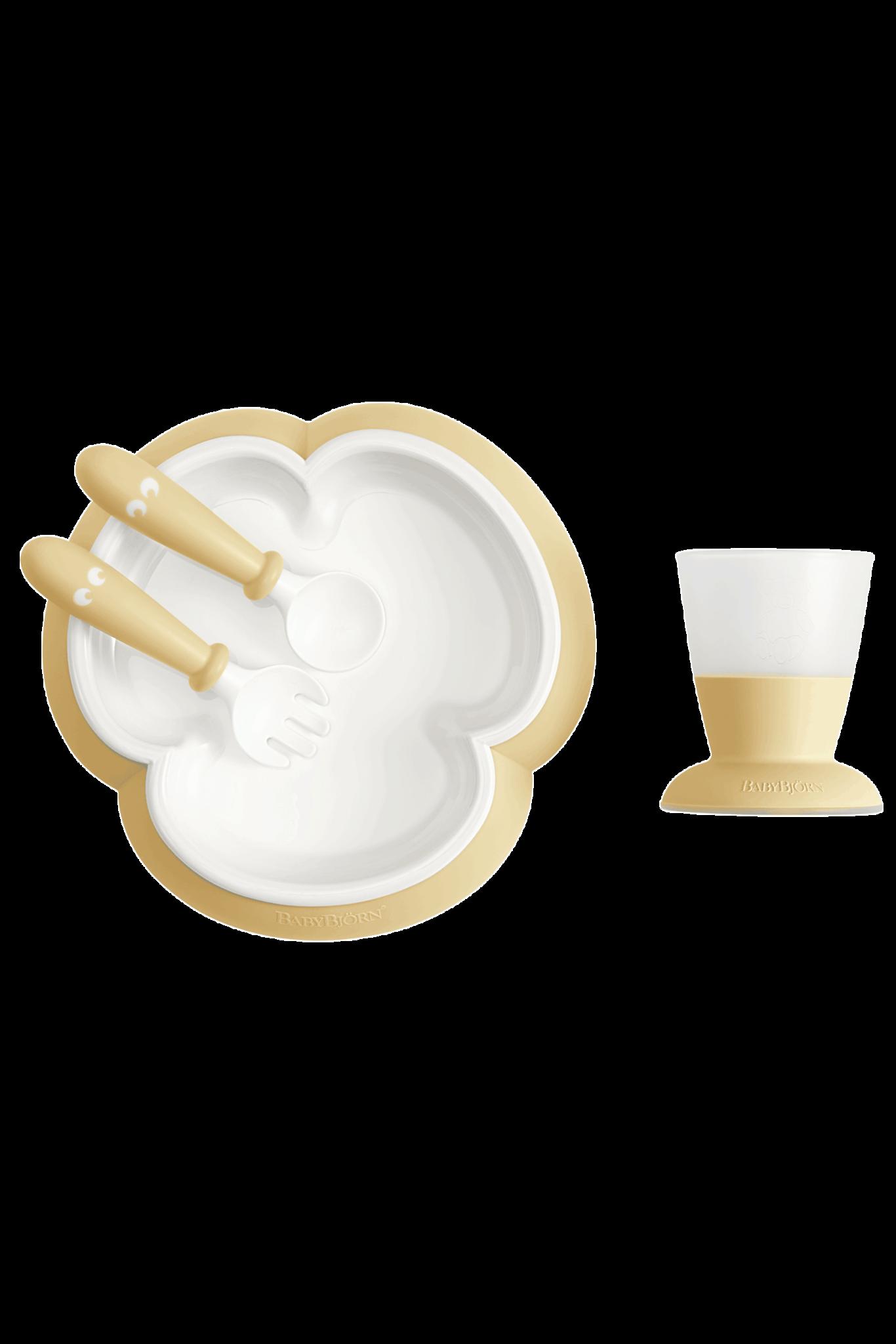 BABYBJÖRN BABYBJÖRN Baby Set Pastellgelb