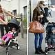 Babyzen Babyzen YOYO² Buggy VOLLSTÄNDIG von Geburt an und inklusive YOYO Bag - Toffee mit weißem Rahmen