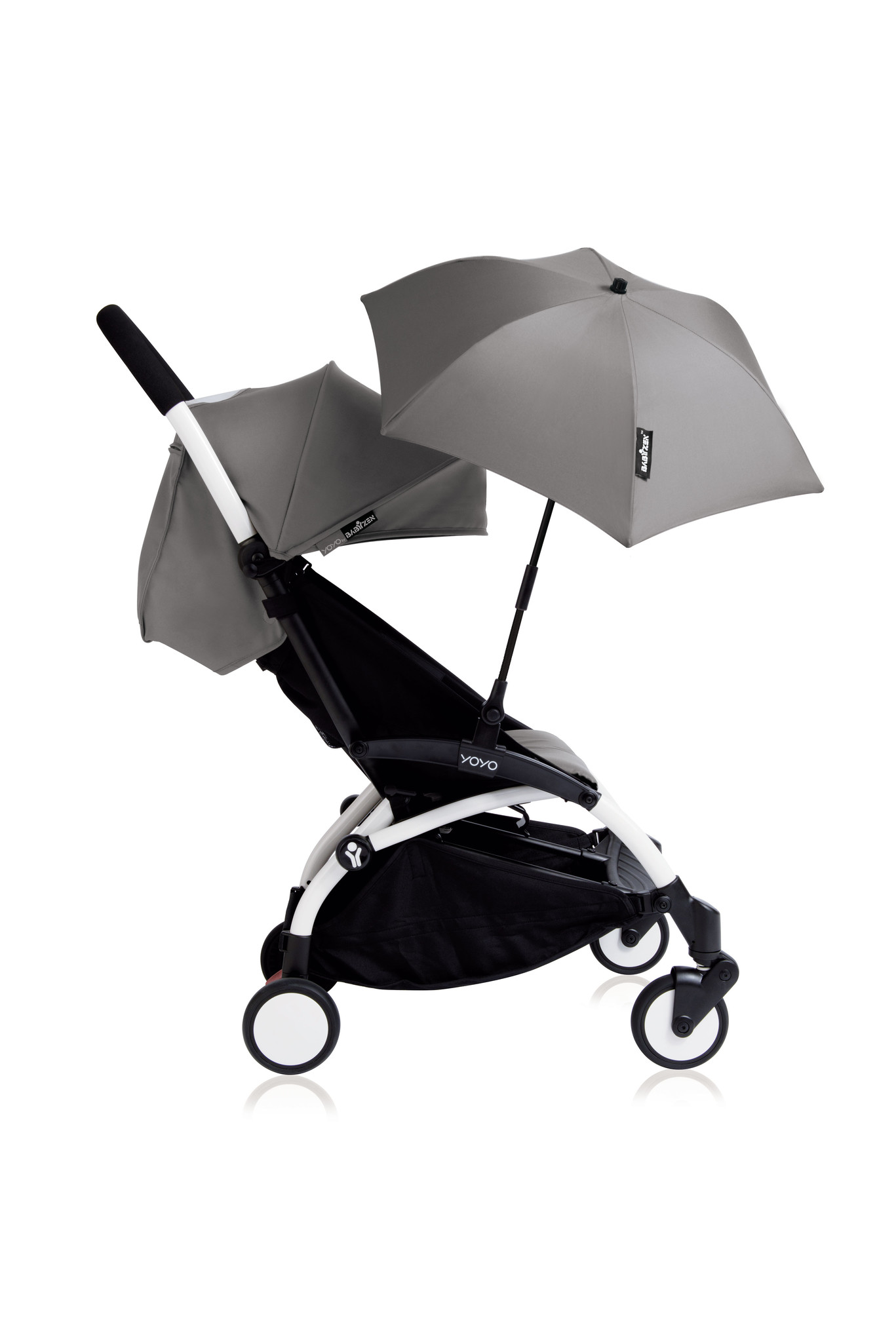 Babyzen Babyzen Yoyo Parasol grey / grijs