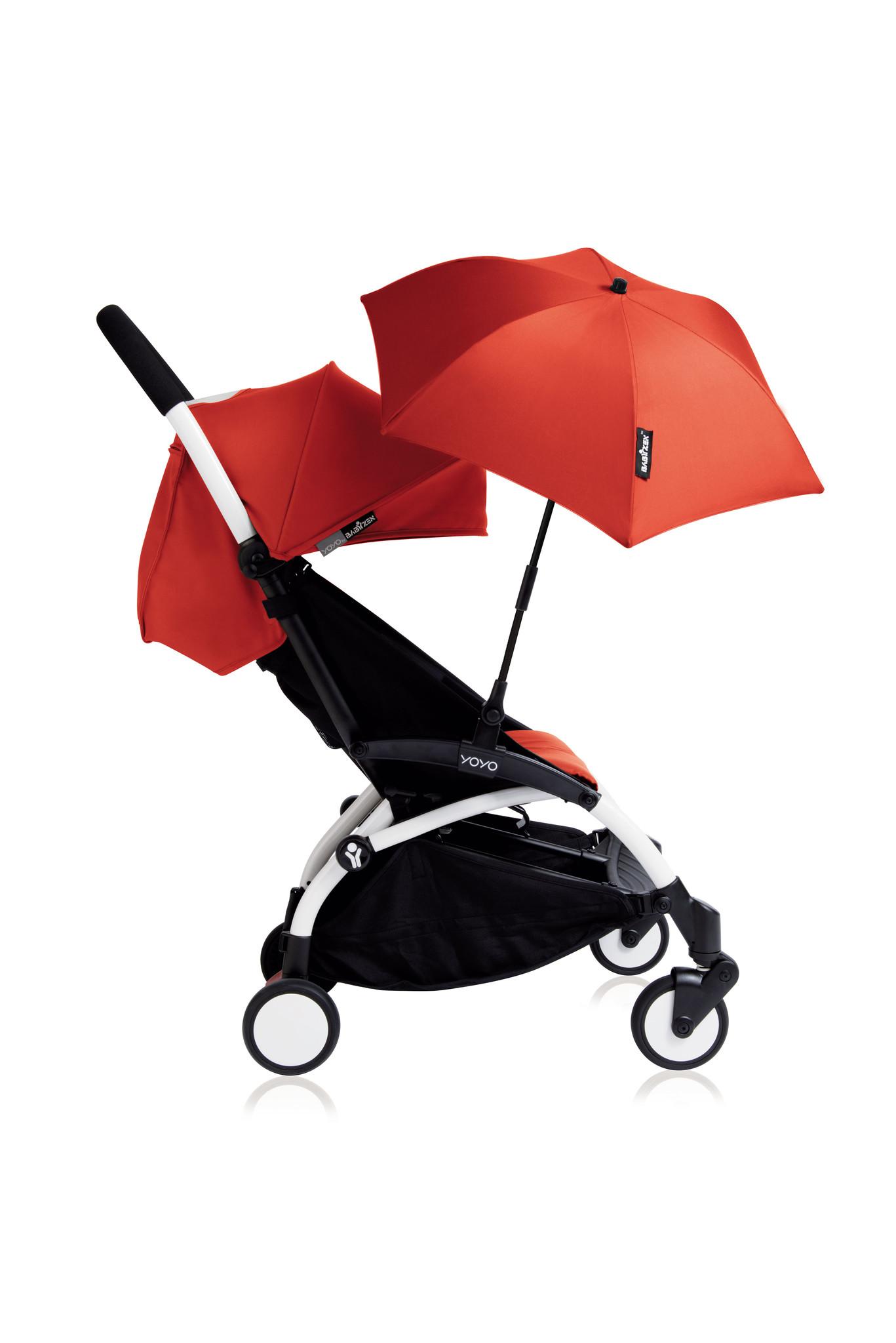 Babyzen Babyzen Yoyo Parasol red / rood