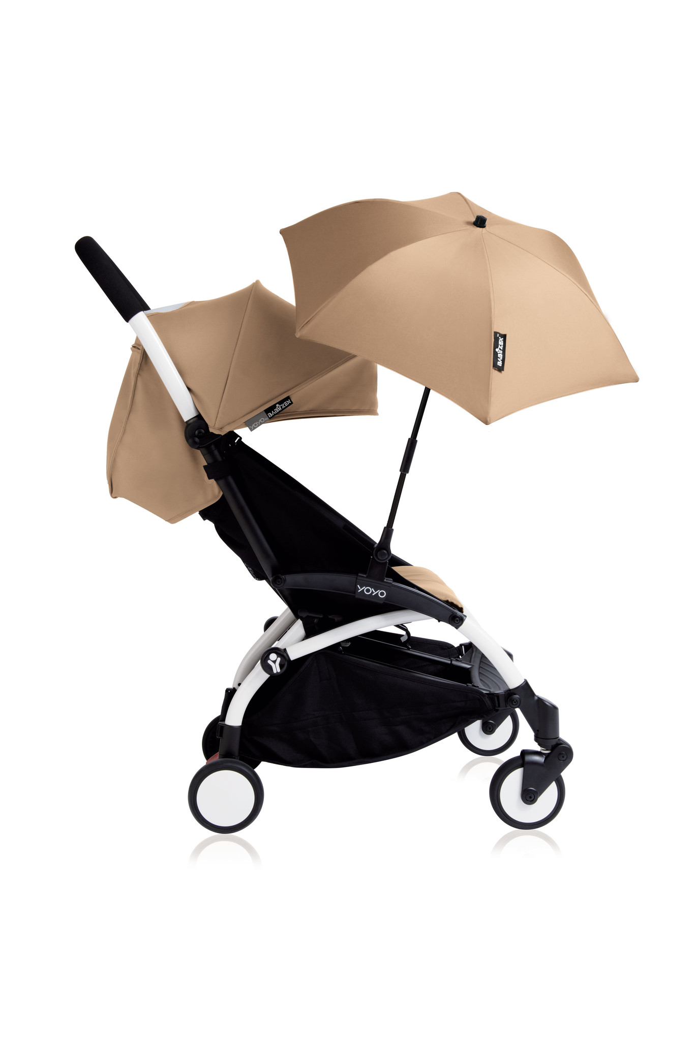 Babyzen Babyzen Yoyo Parasol Taupe