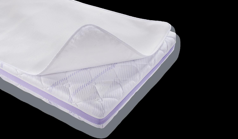 Träumeland AIRSAFE 3D matrasbeschermer 70 x 140 cm