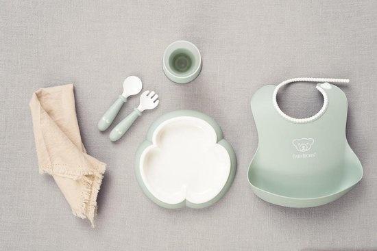 BABYBJÖRN BABYBJÖRN Baby Dinner Set Pastellgrün
