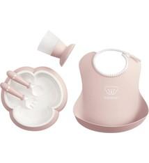BABYBJÖRN BABYBJÖRN Baby Dinner Set Pastellrosa