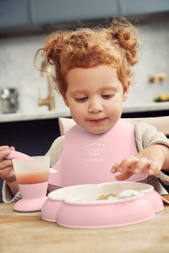 BABYBJÖRN BABYBJÖRN Baby Dinerset Pastelroze