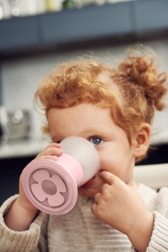 BABYBJÖRN BABYBJÖRN Babybeker duopak Pastelroze