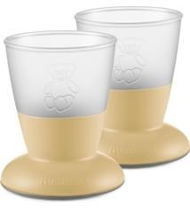 BABYBJÖRN BABYBJÖRN Baby Cup Duo Pack Pastellgelb