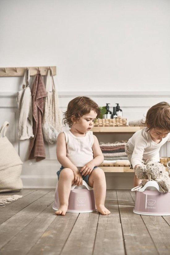 BABYBJÖRN BABYBJÖRN Töpfchen Töpfchen Pastell Pink / Weiß
