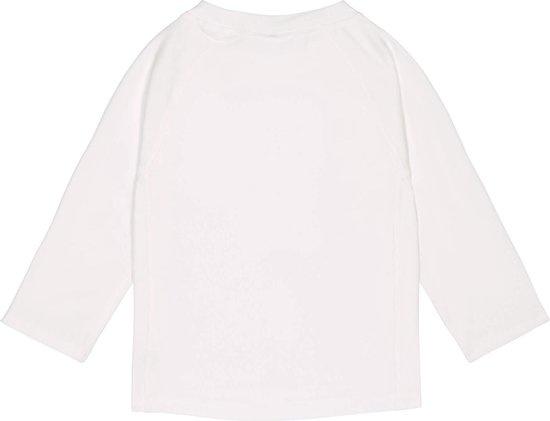 Lässig Lässig Splash & Fun Lange mouw Rashguard / zwemshirt white/pink