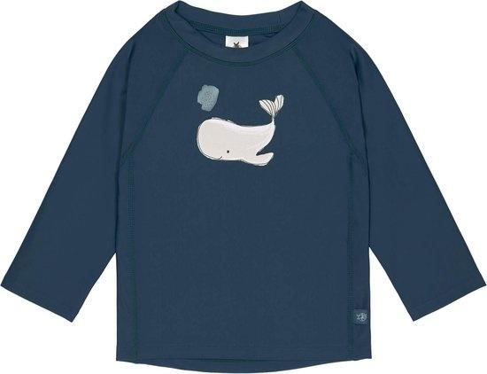 Lässig Splash & Fun Lange mouw Rashguard / zwemshirt Whale