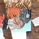 Lässig Lässig Splash & Fun zwemluierbroekje meisjes Penguin peach