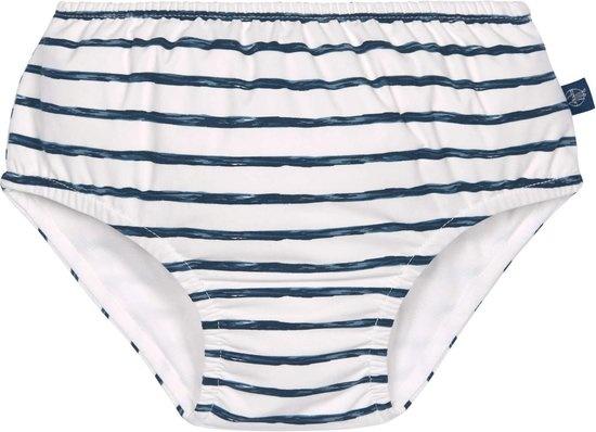 Lässig Lässig Splash & Fun Schwimmwindelhose Jungen Stripes Navy, 24 Monate, Größe 92