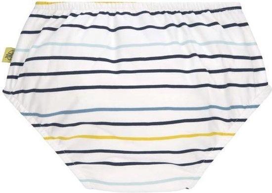 Lässig Lässig Splash & Fun Schwimmwindelhose Jungen Little Sailor Navy, 6 Monate, Größe 62/68