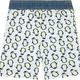 Lässig Lässig Splash & Fun Board Shorts / zwemshorts - Penguin mint