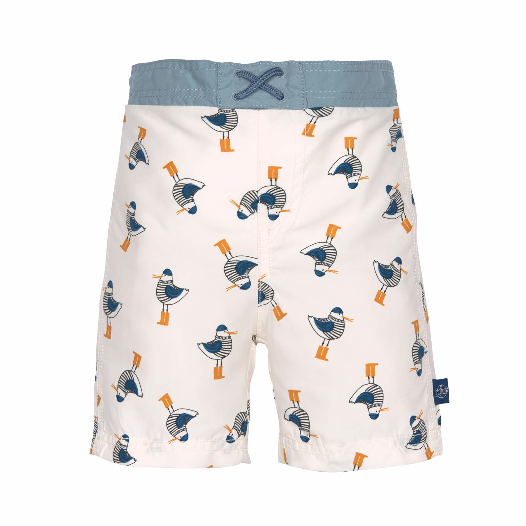 Lässig Splash & Fun Board Shorts / zwemshorts jongens Mr. Seagull