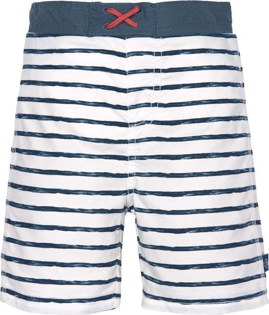 Lässig Splash & Fun Board Shorts / zwemshorts jongens Stripes navy